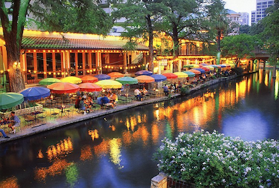 San Antonio OpenTable Reveals the Top 25 Most Romantic Cities in the U.S.