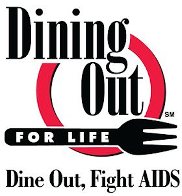 Your Dining Out for Life order can help people battling AIDS receive vital services.