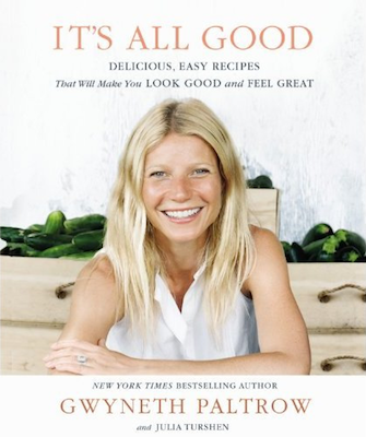 GOOPBook Gluten Free Dining; Gwyneth to Open Eatery; Standing Room Only Restaurants + More News