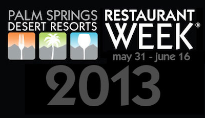 PSDRRW On Our Plate: Restaurant Weeks in Cincinnati + Palm Springs; Montclair Food & Wine Fest + More