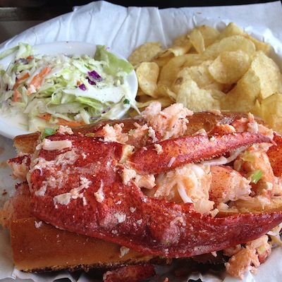 lobster roll sams Trending on OpenTable Restaurant Reviews: Lobster Rolls
