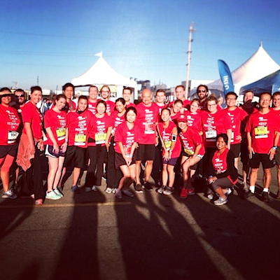 OT Chase Race On Our Plate: J.P. Morgan Corporate Challenge; No Kid Hungry Month; Flavor Palm Beach; Restaurant Weeks in Louisiana, Omaha + San Diego