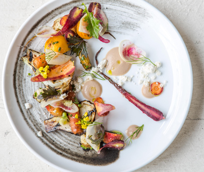 Root Vegetable Saladlow2 OpenTable Reviews Reveal Top 100 Fit for Foodies Restaurants!