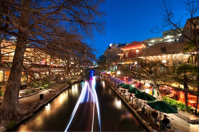 San Antonio OpenTable Reveals the Top 25 Most Romantic Cities in America