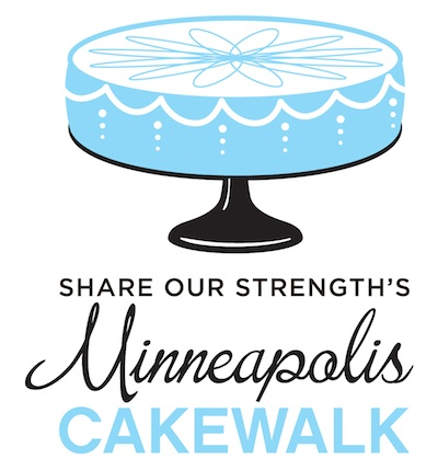 blog cakewalk 2014 Share Our Strength Minneapolis Cakewalk: Exclusive Discount