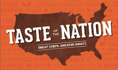 TOTN Save on Taste of the Nation Tickets in DC, NY + SF and Help No Kid Hungry End Childhood Hunger
