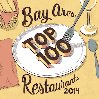 now Bauers Bay Area Top 100 Restaurants 2014