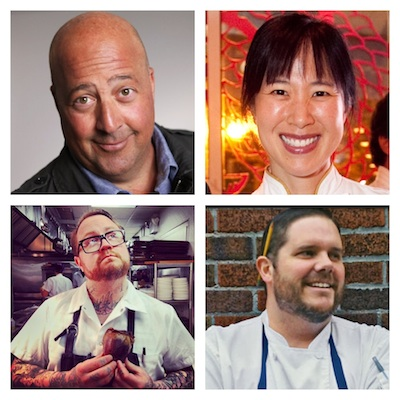 Lovin Spoonfuls Support Lovin Spoonfuls Food Rescue in Boston at a 6/10 Pop Up Dinner with Zimmern, Bissonnette + More