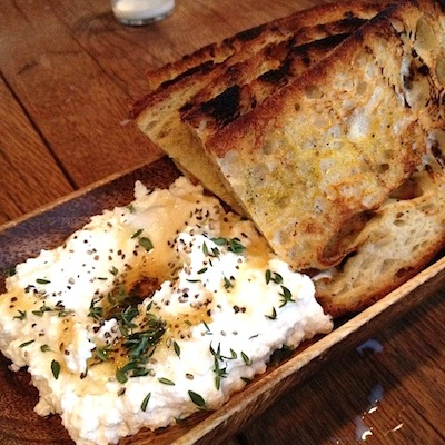 Ricotta toast blog Trending on Restaurant Reviews: Ricotta