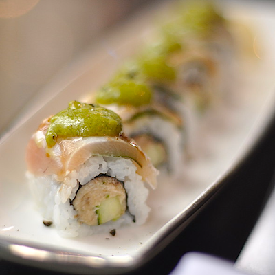 Untitled 2 Trending on Restaurant Reviews: Sushi Rolls That Really Rock