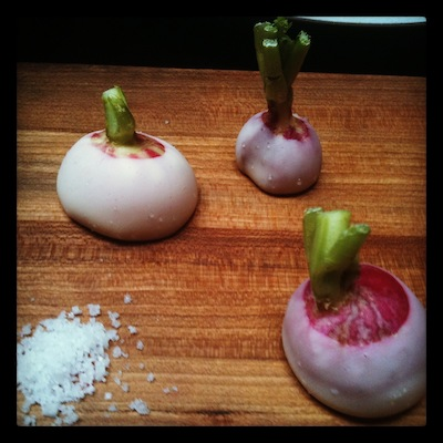 radish1 Trending on Restaurant Reviews: Radishes