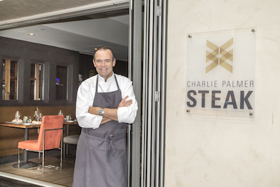 CP Blog Chef Charlie Palmer on Bringing His Take on Steak to New York City, Longevity, Lugers + More