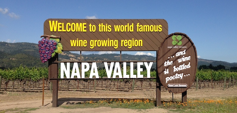 Welcome to Napa sign blog