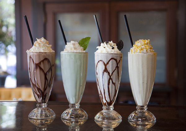 Nine Boozy Milkshakes to Blow Your Mind (and Freeze Your Brain)