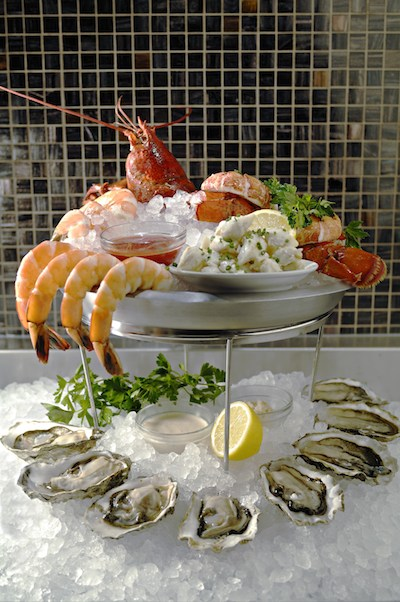 Blog Eddie V's - Seafood Tower copy