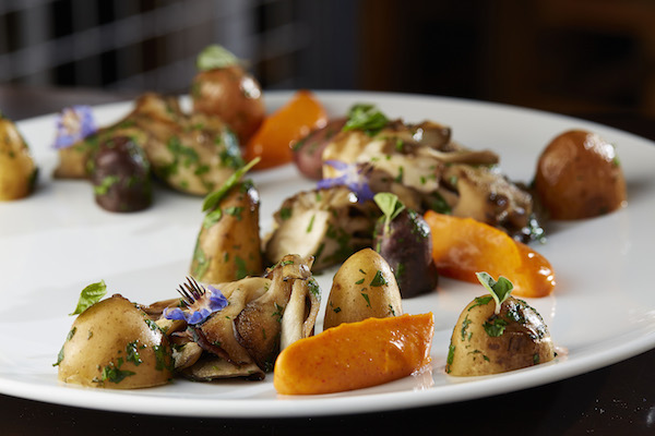 Blog FT33 - smoked potatoes, maitake, chile kewpie mayo, savory herbs copy