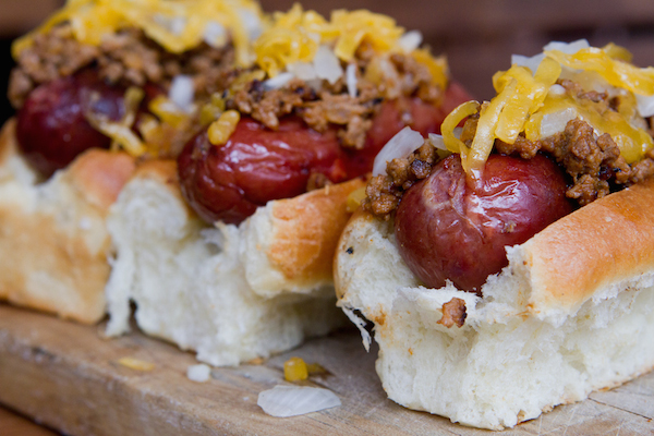 Hot Dog Day: A Dozen Delicious Must-Try Haute Dogs #nationalhotdogday