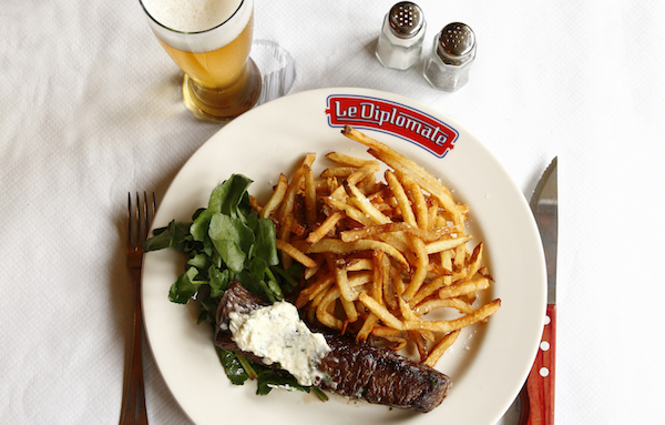 Blog Le Diplomate- Steak Frites_8655 FINAL Credit Jason Varney (Starr Restaurants's conflicted copy 2015-06-12) copy