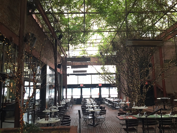 Secret Nyc Restaurant Gardens The Best Backyard Lairs
