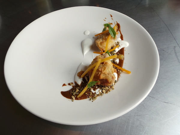 Blog Volt 2 Veal Sweetbreads, masa, mole, pickled butternut copy