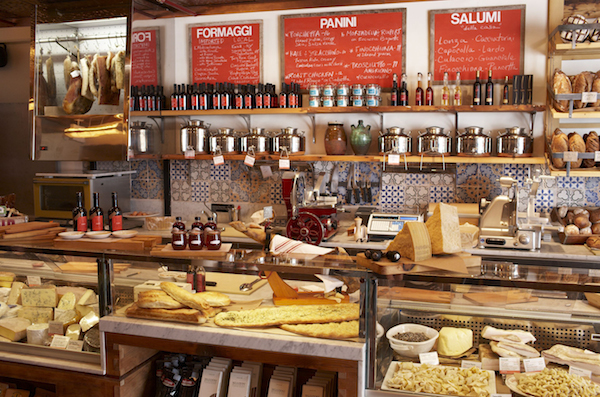 To Market, To Market: 9 Top Restaurants with Markets for When You Need to Grab + Go