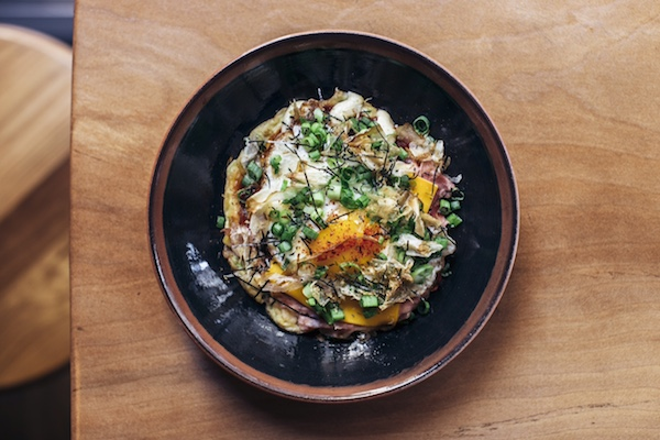 Blog Egg Ramen-san_Berkshire Ham & Cheese Okonomiyaki_Credit Jeff Marini copy