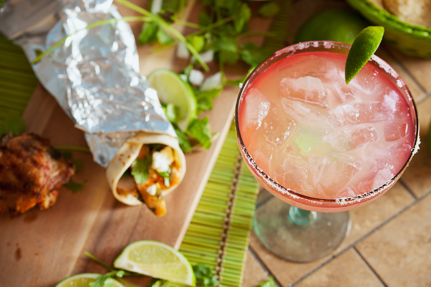 Celebrating the New Food Emojis: Champagne, Tacos + More