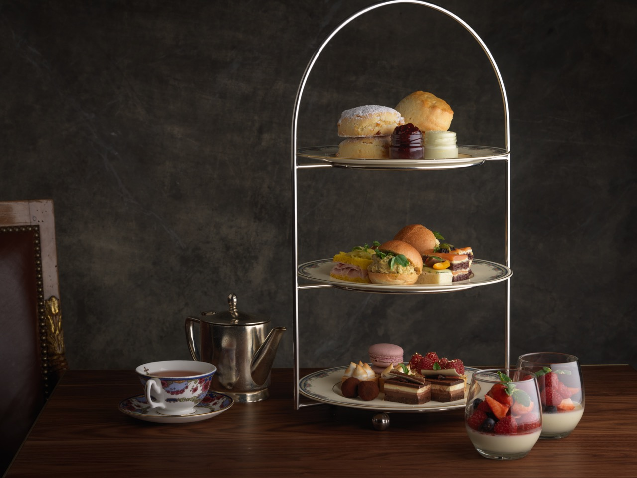 How to Holiday High Tea in the Pacific Northwest
