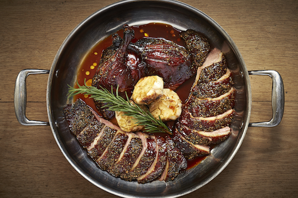 Wild Game Dishes Blue Duck Tavern