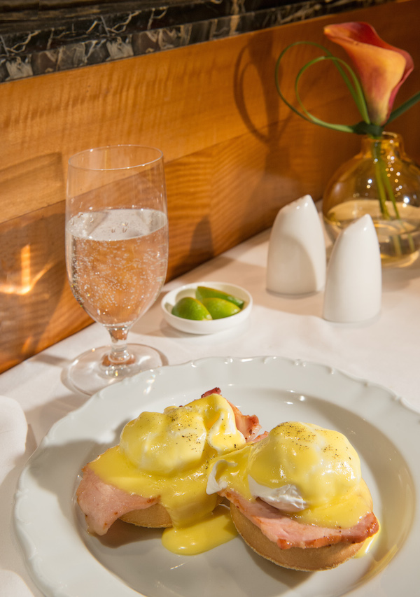 True story: Eggs Benedict was invented at the Waldorf Astoria by famed maître d'hôtel Oscar Tschirsky...