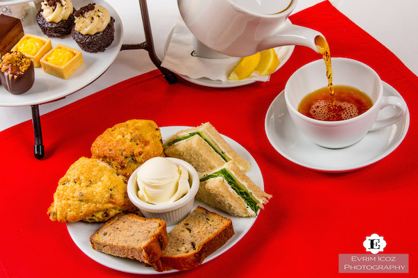 High Holiday Tea in the Pacific Northwest
