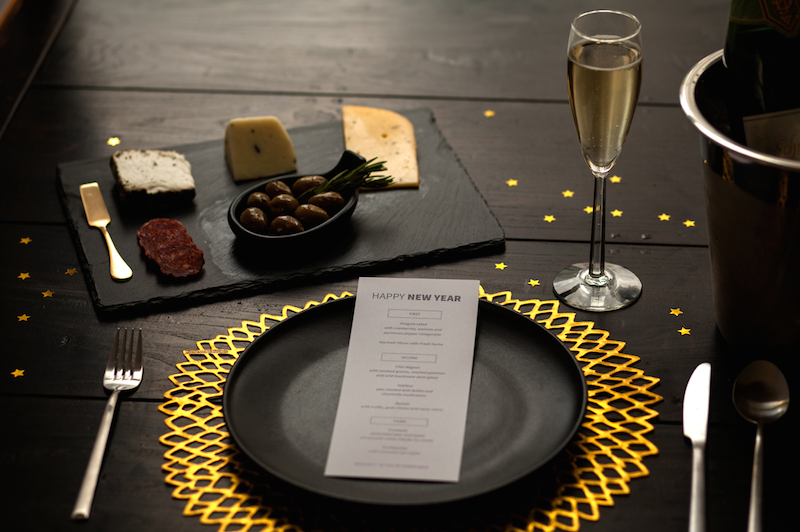 NYE by the Numbers: How OpenTable Diners Celebrate the New Year