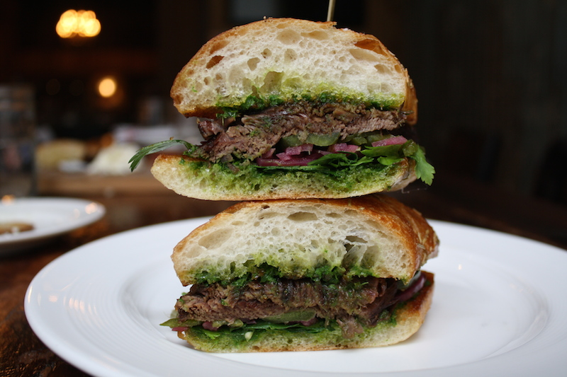 Blog American Whiskey_Braised Short Rib Sandwich_Credit Alexandra Romanoff copy
