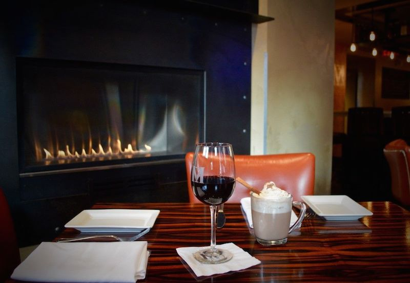 Fireside Dining in New England