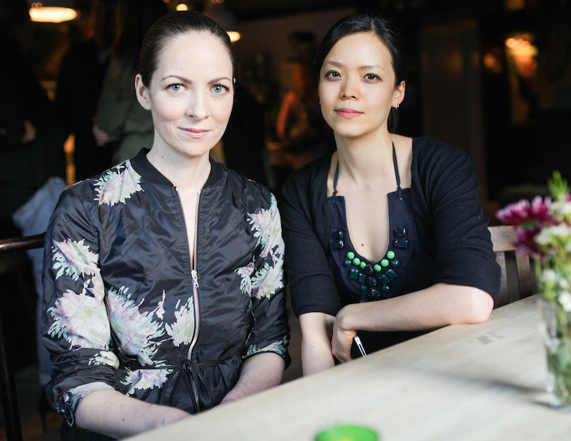 Cherry Bombe's Kerry Diamond and Claudia Wu Talk Women, Food + the 2016 Jubilee
