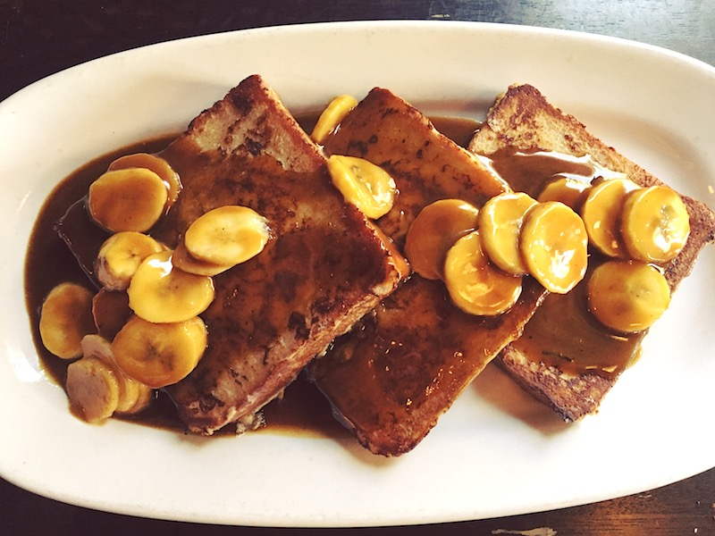 Blog AUSTIN Isla - Bananas Foster French Toast copy