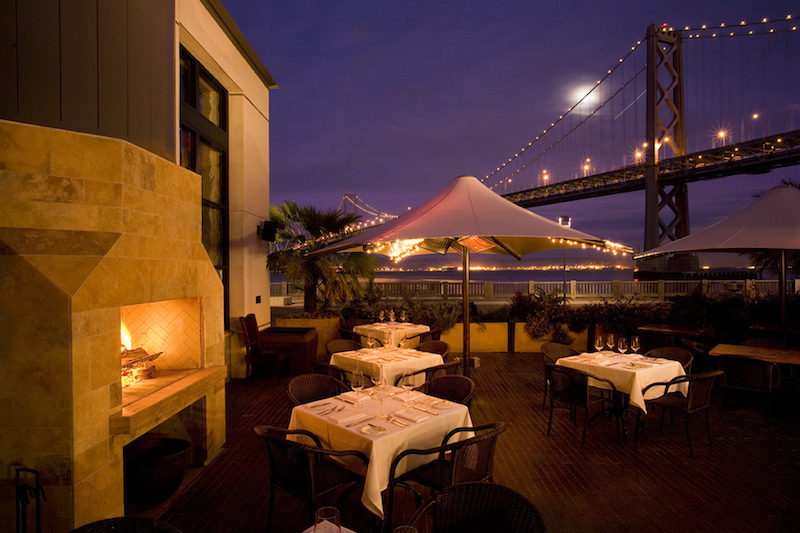 Best Restaurants In San Francisco With Bay View