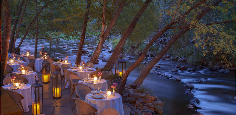 Best Al Fresco Dining Restaurants in America 2016