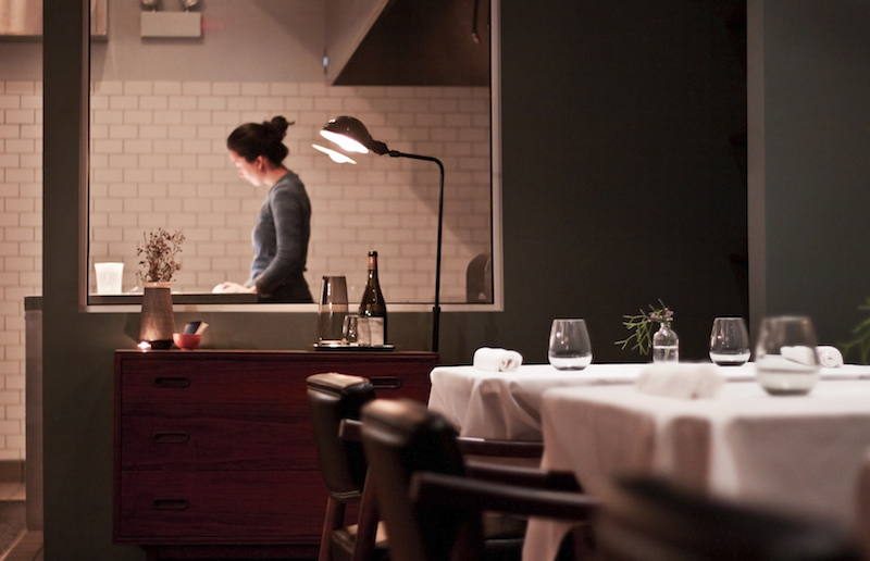 The menu at oriole chicago behind the windy city 39 s - Kitchen and dining area design crossword ...