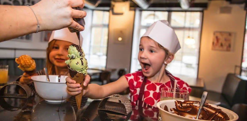 Kid-Friendly Fine Dining in London