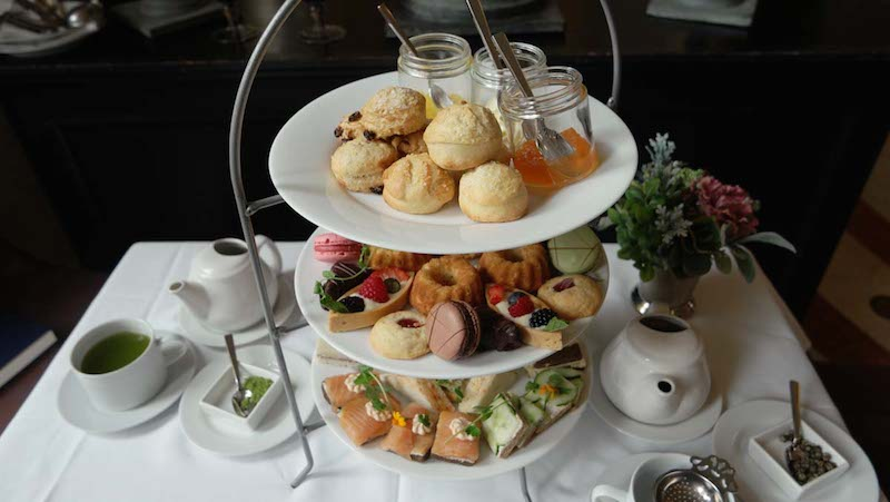 High Tea Restaurants