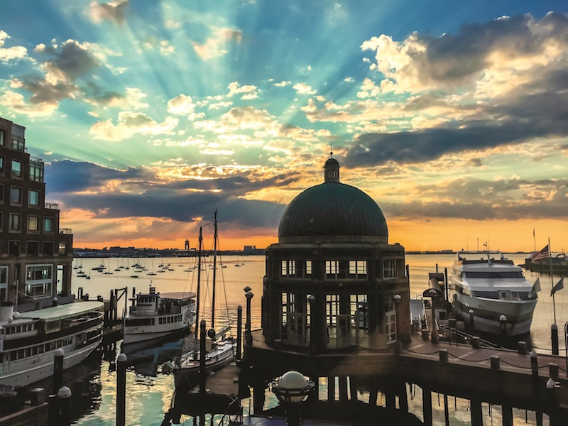 Sail Away: 7 Dock and Dine Restaurants in New England