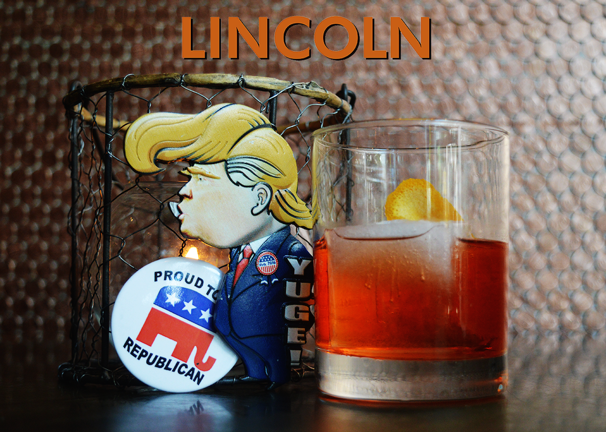 Election Drinks and Dishes
