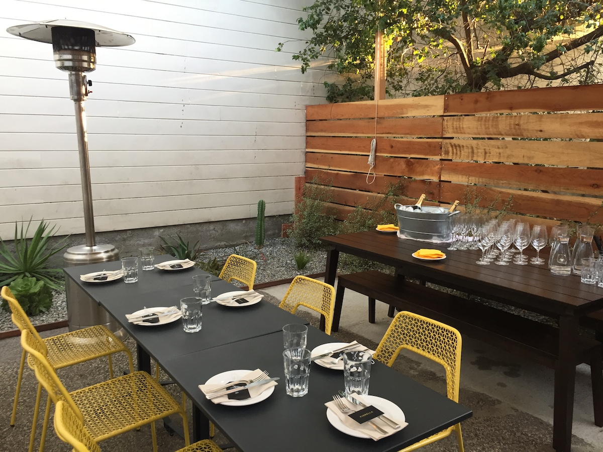 San Francisco Outdoor Dining Restaurants