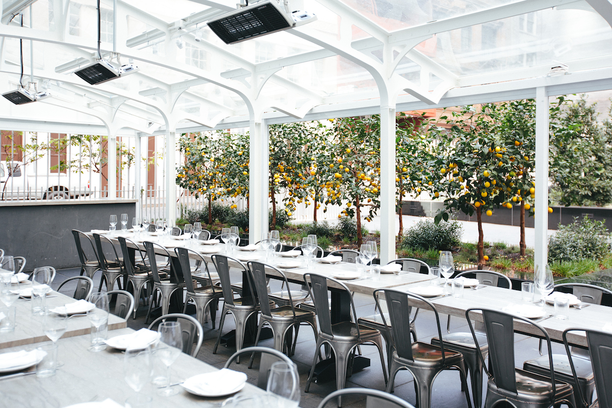 Get out top san francisco outdoor dining restaurants for for Best outdoor dining