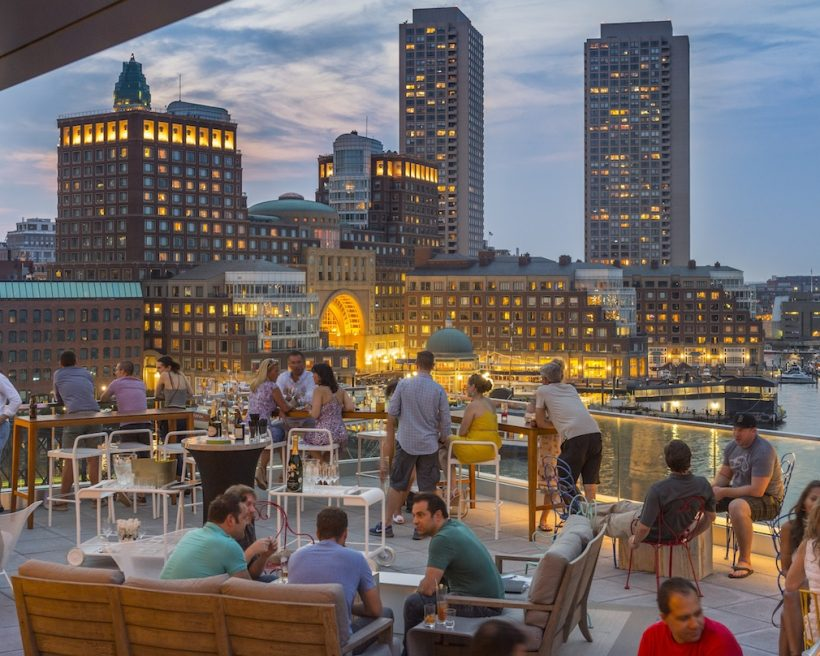Top Boston Rooftop Bars: Where to Sip + Soak in the City Skyline