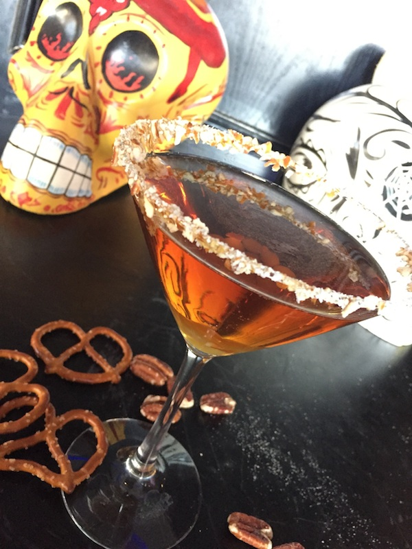 Halloween and Day of the Dead cocktails