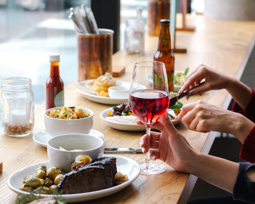 Counter Point: 5 Restaurants Offering Reservations and Counter Service