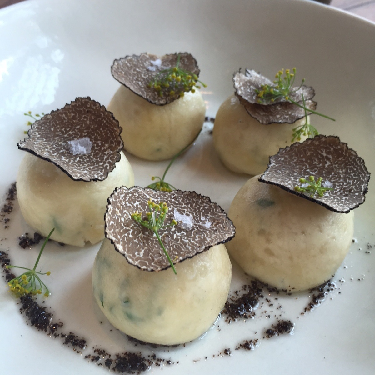 truffle dishes