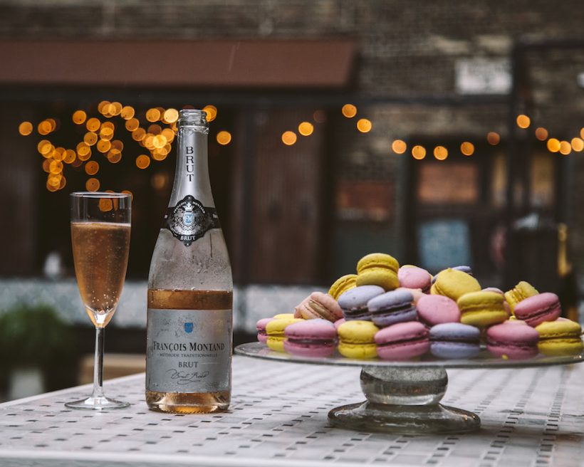 Start with Sparkles: The New Rules for Champagne this New Year's Eve #hackdining